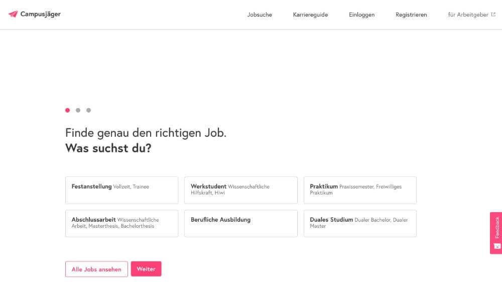 campusjaeger_jobportal
