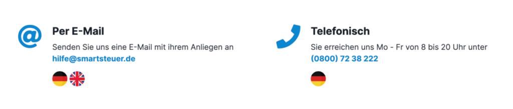 smartsteuer_kundenservice